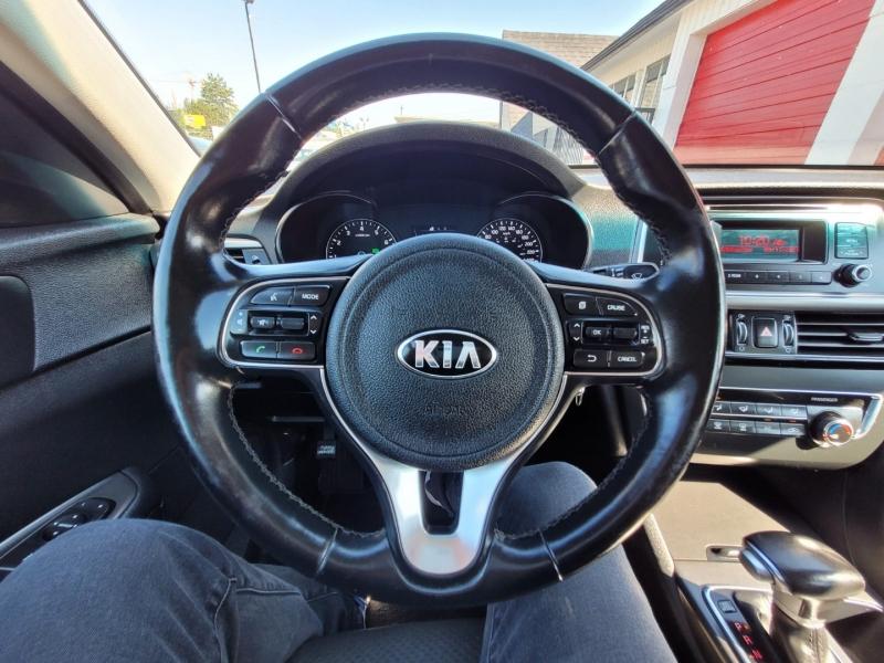 Kia Optima 2018 price $13,488