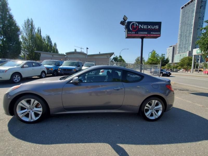 Hyundai Genesis Coupe 2010 price $9,888