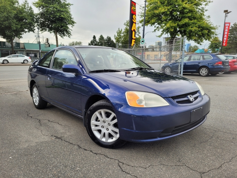 Honda Civic 2002 price $4,288