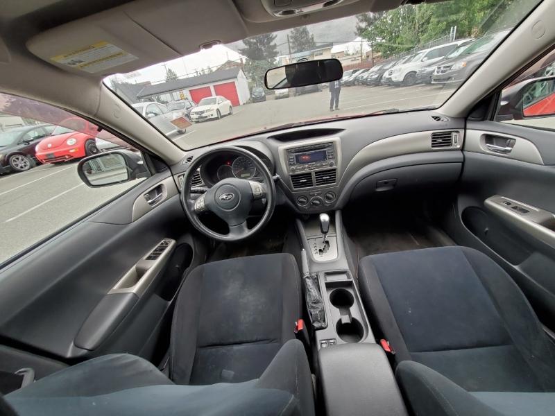 Subaru Impreza 2008 price $6,888