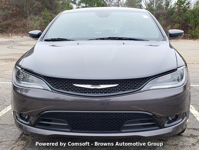 Chrysler 200 2015 price $16,990