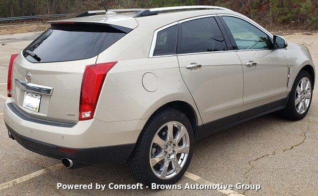 Cadillac SRX 2012 price $15,990