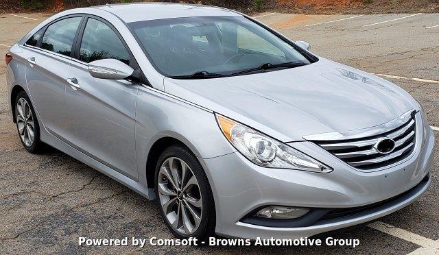 Hyundai Sonata 2014 price $12,799