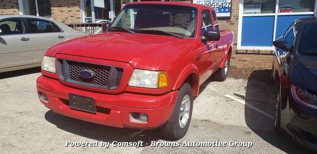 Ford Ranger 2004 price $8,195