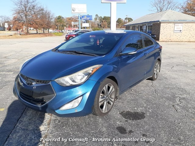 2014 Hyundai Elantra Coupe A T Browns Automotive Group Dealership In Columbia