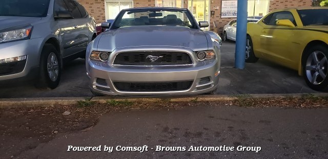 Ford Mustang 2013 price $14,999