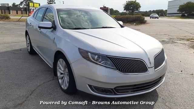 Lincoln MKS 2014 price $18,399