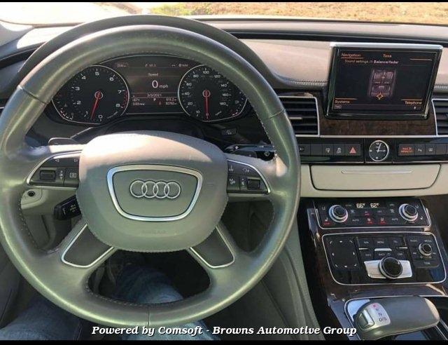 Audi A8 2011 price $20,999