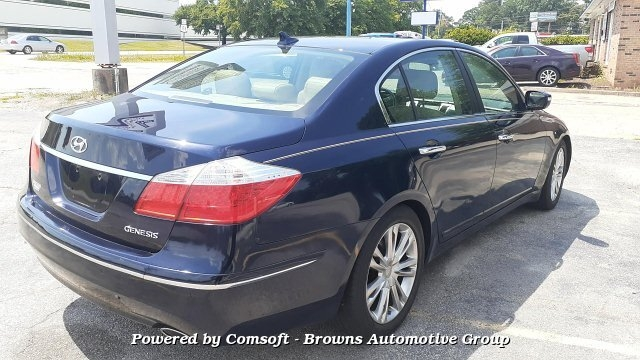 Hyundai Genesis 2011 price $10,999