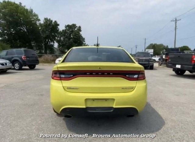 Dodge Dart 2013 price $10,999