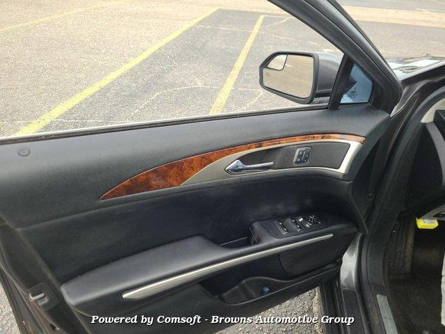 Lincoln MKZ 2015 price $15,999
