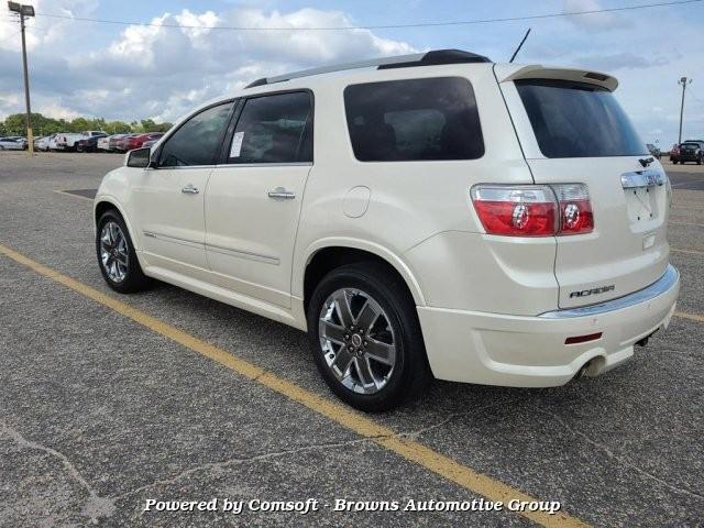 GMC Acadia 2011 price $12,499