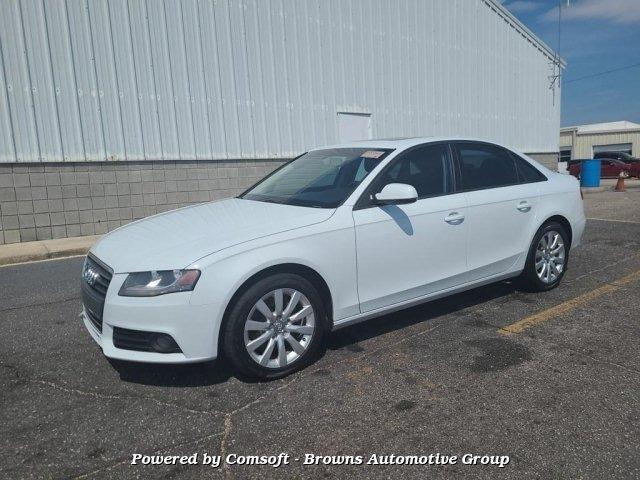 Audi A4 2012 price $10,299