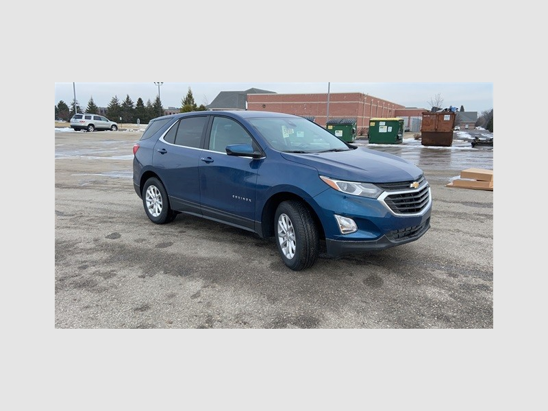 Chevrolet Equinox 2021 price $26,514