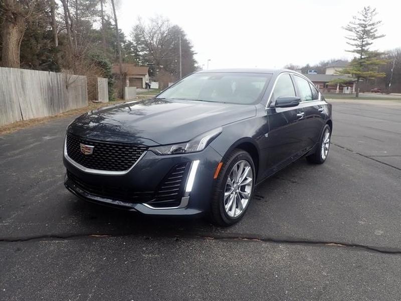 Cadillac CT5 2021 price $42,492