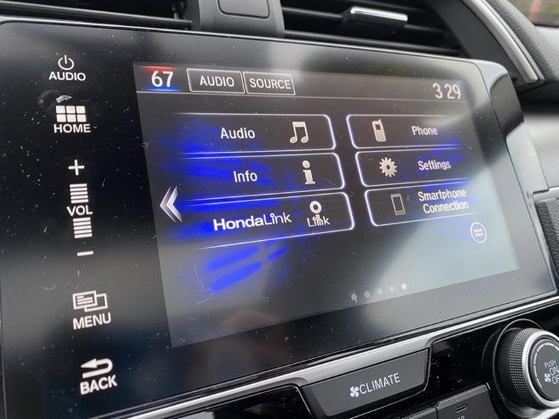 Honda Civic 2018 price $17,432