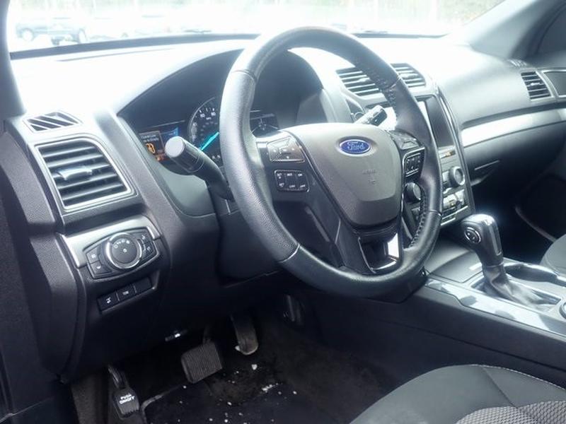 Ford Explorer 2018 price $29,628