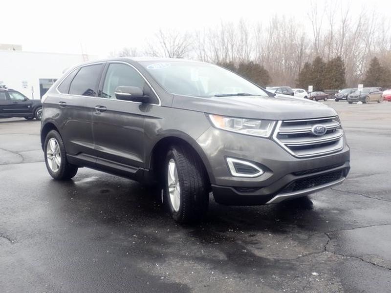 Ford Edge 2018 price $24,792