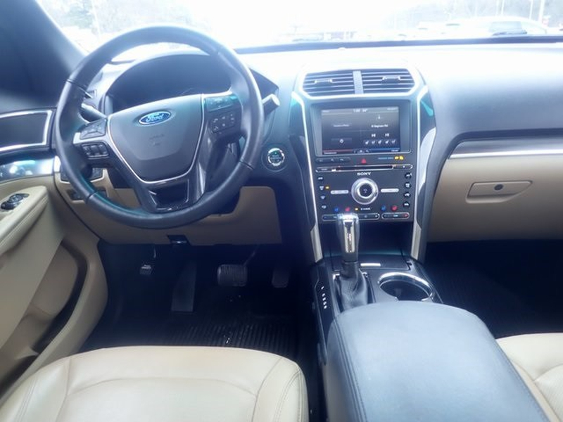 Ford Explorer 2016 price $24,542