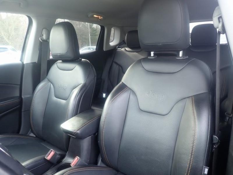 Jeep Compass 2020 price $20,638