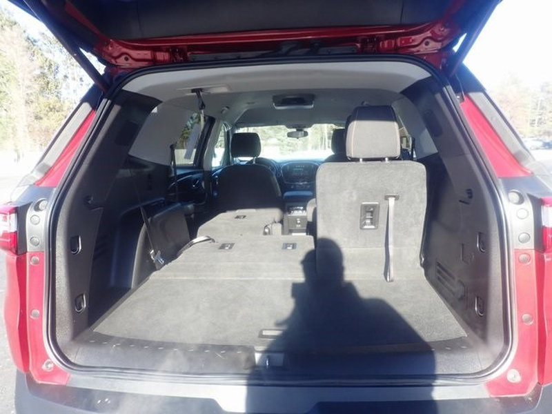 Chevrolet Traverse 2018 price $25,989