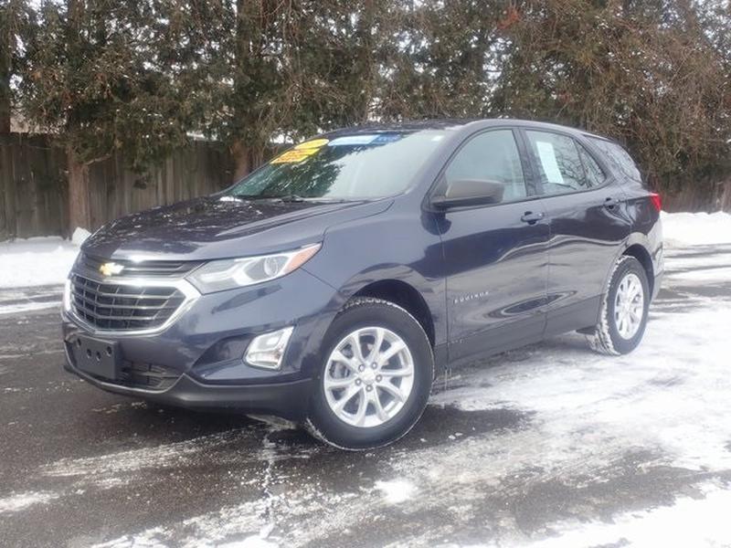 Chevrolet Equinox 2019 price $17,799