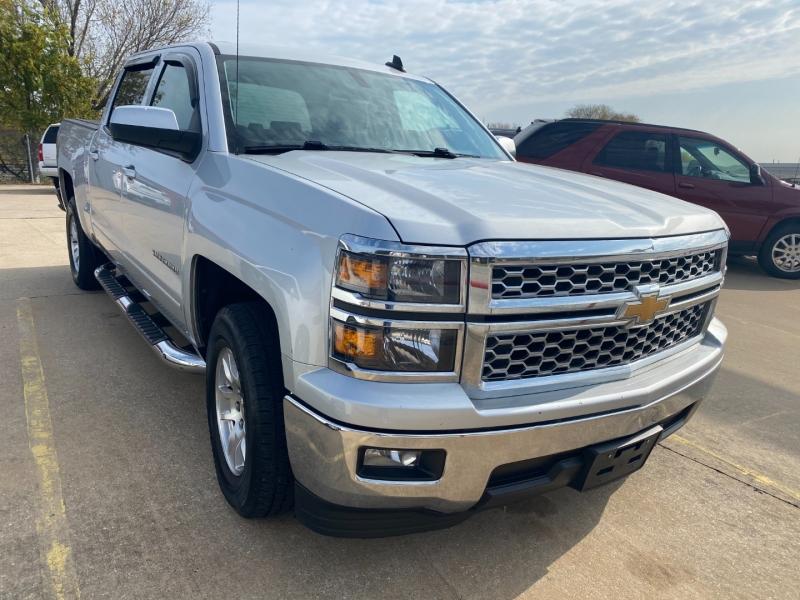 Chevrolet Silverado 1500 2015 price $18,799