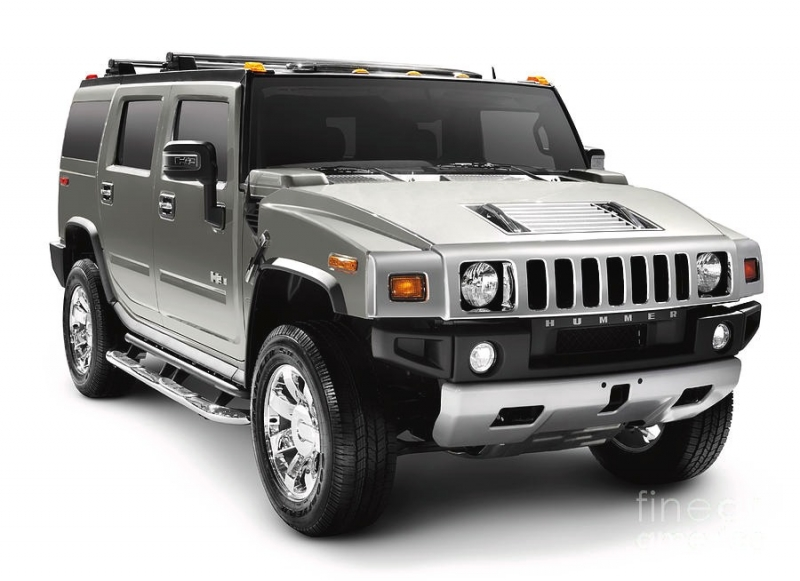 Hummer H2 2003 price $13,500