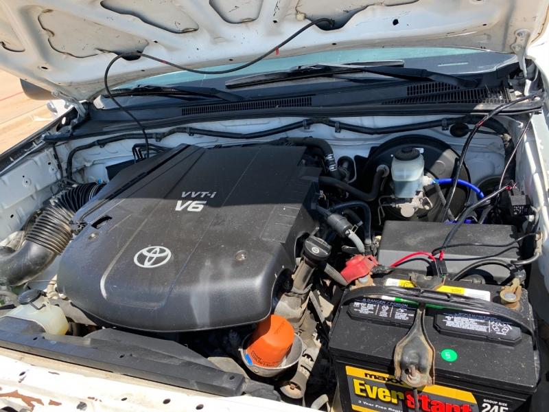 Toyota Tacoma 2007 price $12,700