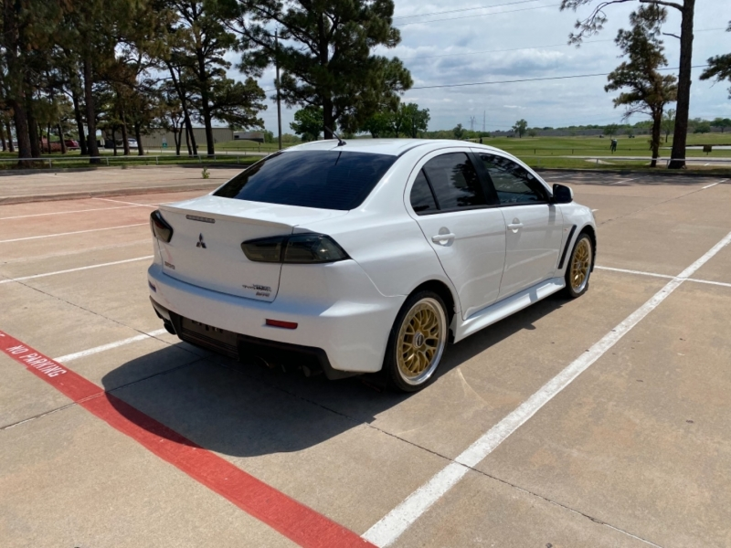 Mitsubishi Lancer Evolution 2012 price $20,900