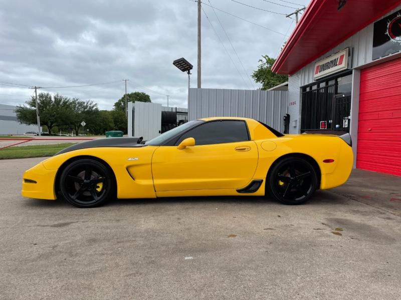 Chevrolet Corvette 2003 price $22,900