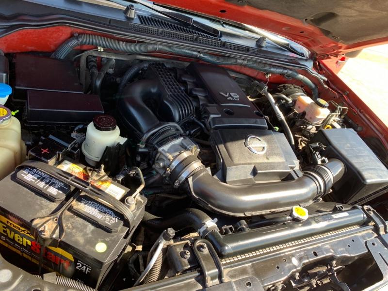 Nissan Frontier 2010 price $13,299