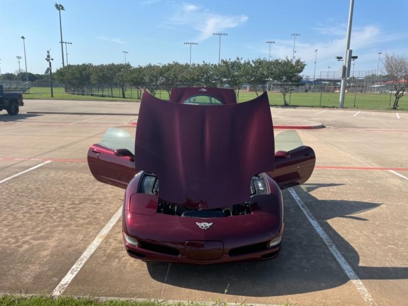Chevrolet Corvette 2003 price $23,800