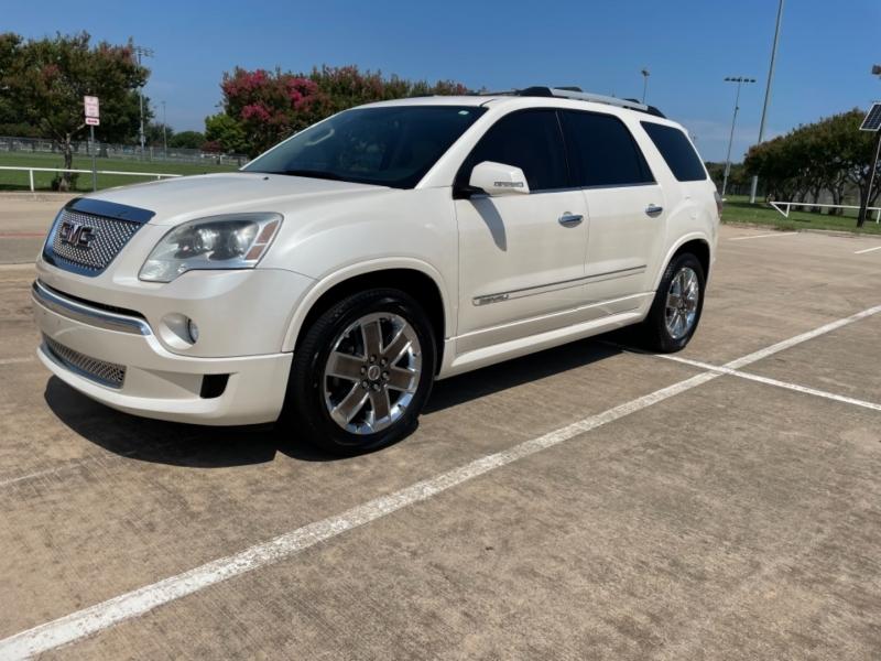 GMC Acadia 2011 price $13,500