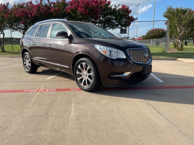 Buick Enclave 2017 price $26,800