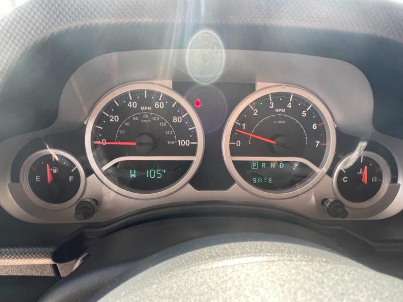 Jeep Wrangler 2008 price $24,800