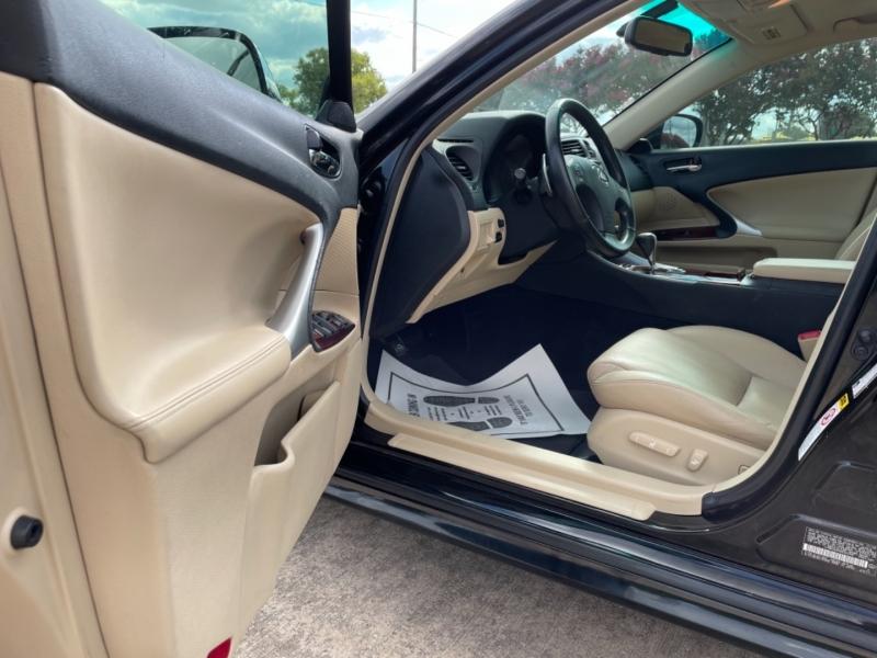 Lexus IS 250 2008 price $9,900