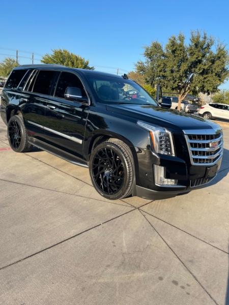 Cadillac Escalade 2017 price $47,600