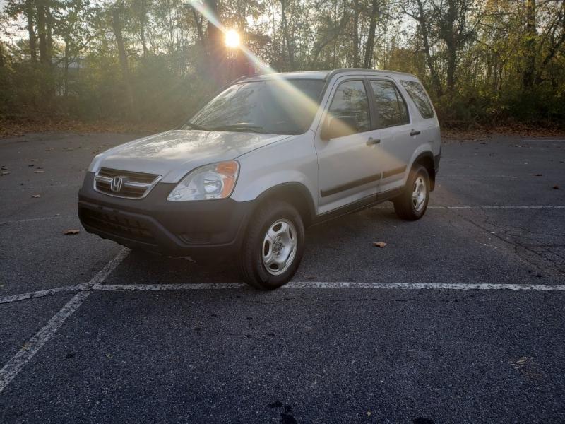 Honda CR-V 2002 price $2,500 Cash