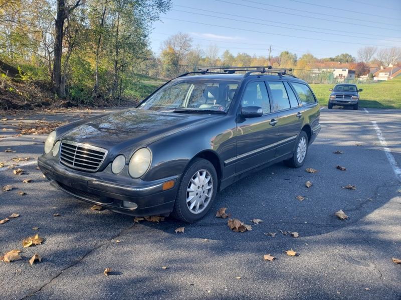 Mercedes-Benz E-Class 2001 price $4,100 Cash