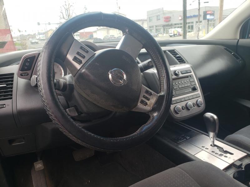 Nissan Murano 2007 price $5,000 Cash