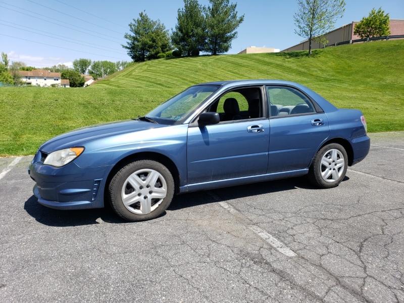 Subaru Impreza Sedan 2007 price $4,000