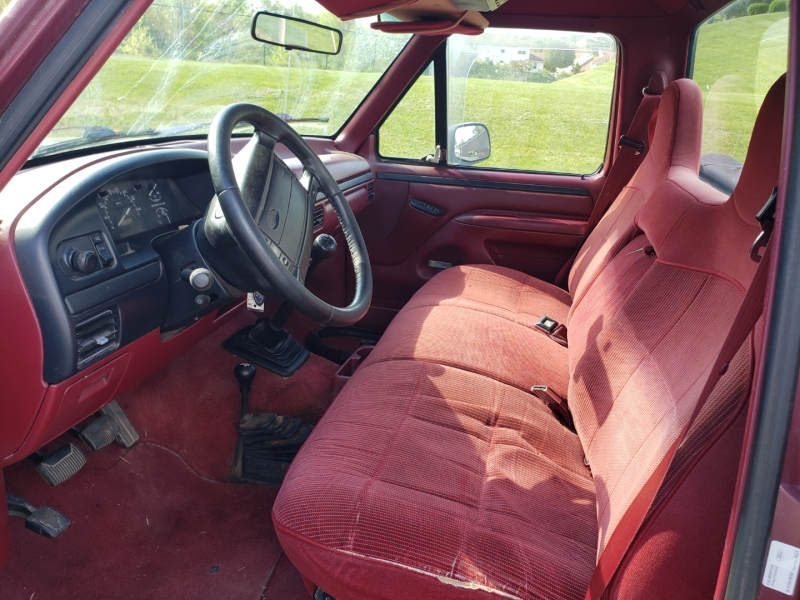 Ford F-150 1996 price $4,200