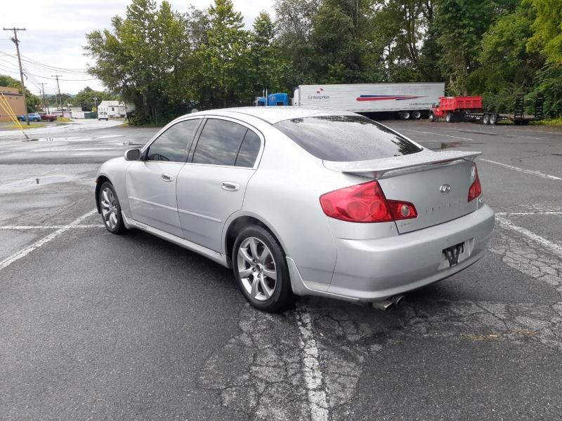Infiniti G35 Sedan 2006 price $4,900