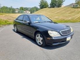 Mercedes-Benz S-Class 2002 price $7,400