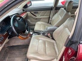 Subaru Legacy Sedan 2002 price $3,650