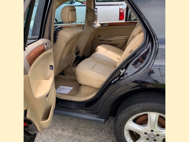 MERCEDES-BENZ ML 2008 price $8,995