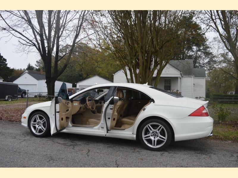 MERCEDES-BENZ CLS 2007 price $8,450