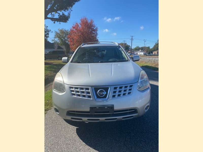 NISSAN ROGUE 2010 price $4,995