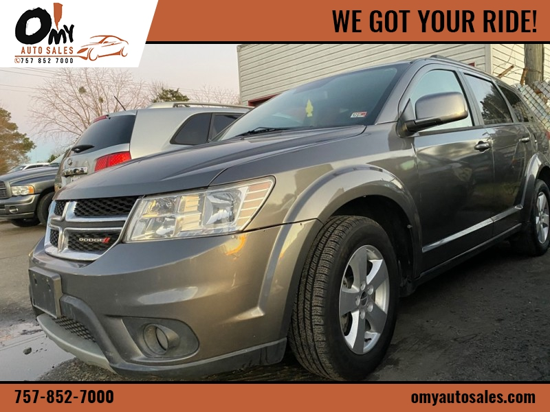 DODGE JOURNEY 2012 price $6,250